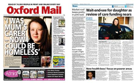 Oxford Mail – February 12, 2020
