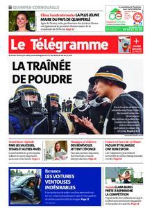 Le Télégramme Ouest Cornouaille – 04 juin 2020