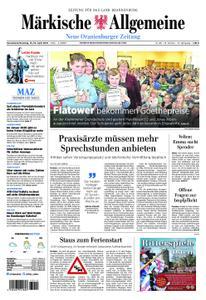 Neue Oranienburger Zeitung - 13. April 2019
