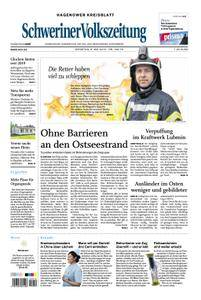 Schweriner Volkszeitung Hagenower Kreisblatt - 08. Mai 2018