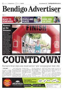 Bendigo Advertiser - November 6, 2017