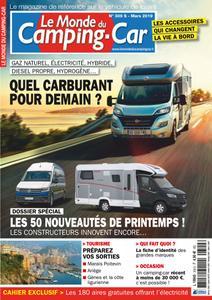 Le Monde du Camping-Car - mars 2019