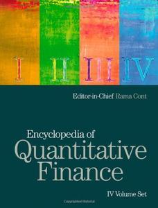Encyclopedia of Quantitative Finance (Repost)