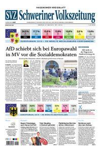 Schweriner Volkszeitung Hagenower Kreisblatt - 27. Mai 2019