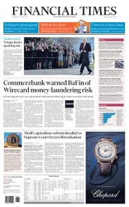 Financial Times USA - January 13, 2021