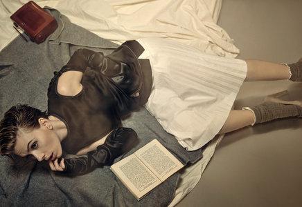 Scarlett Johansson - Michel Comte Photoshoot 2015 for Flaunt Magazine