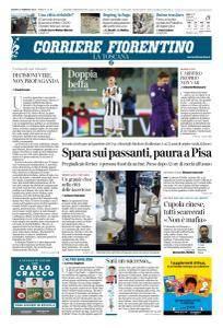 Corriere Fiorentino La Toscana - 10 Febbraio 2018