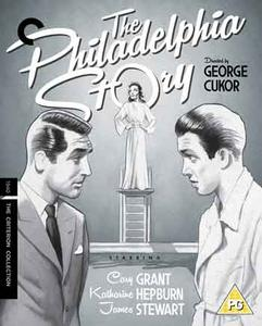 The Philadelphia Story (1940) [Criterion]