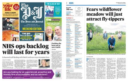 The Press and Journal Moray – July 10, 2021