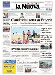 La Nuova Venezia - 10 Aprile 2017