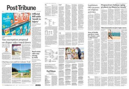 Post-Tribune – April 12, 2021