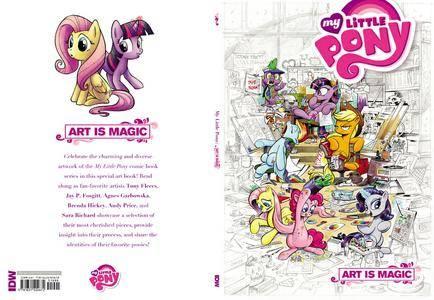 My Little Pony - Art is Magic! (2015)