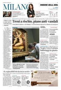 Corriere della Sera Milano - 27 Marzo 2018