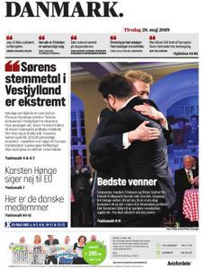 JydskeVestkysten Varde – 28. maj 2019