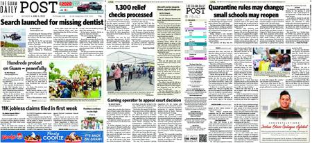 The Guam Daily Post – June 06, 2020