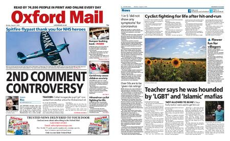 Oxford Mail – August 03, 2020
