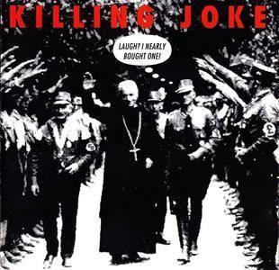 Killing Joke - Laugh? I Nearly Bought One! (1992)