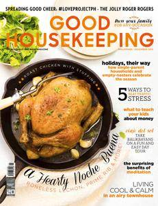 Good Housekeeping Philippines - November 2015