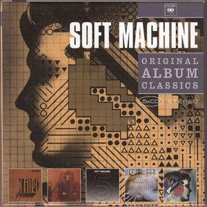 Soft Machine - Original Album Classics (2010) 5CD Box Set [Re-Up]