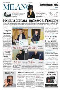Corriere della Sera Milano - 5 Marzo 2018