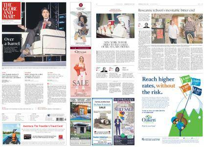 The Globe and Mail – May 30, 2018