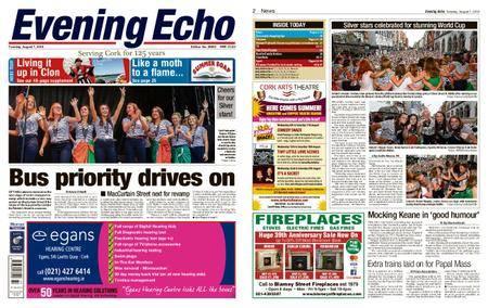 Evening Echo – August 07, 2018