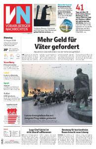 Vorarlberger Nachrichten - 13 August 2019