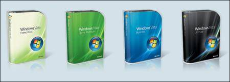 MS Windows Vista International (All in one: PiterPen Edition)