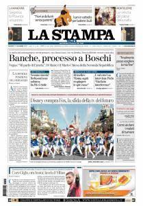La Stampa Torino Provincia e Canavese - 15 Dicembre 2017
