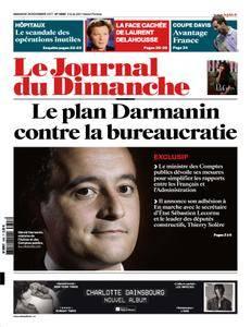 Le Journal du Dimanche - 26 novembre 2017