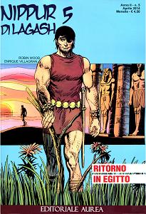 Nippur Di Lagash - Volume 5 - Ritorno In Egitto