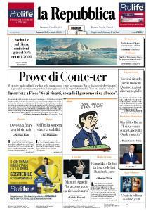 la Repubblica - 12 Dicembre 2020