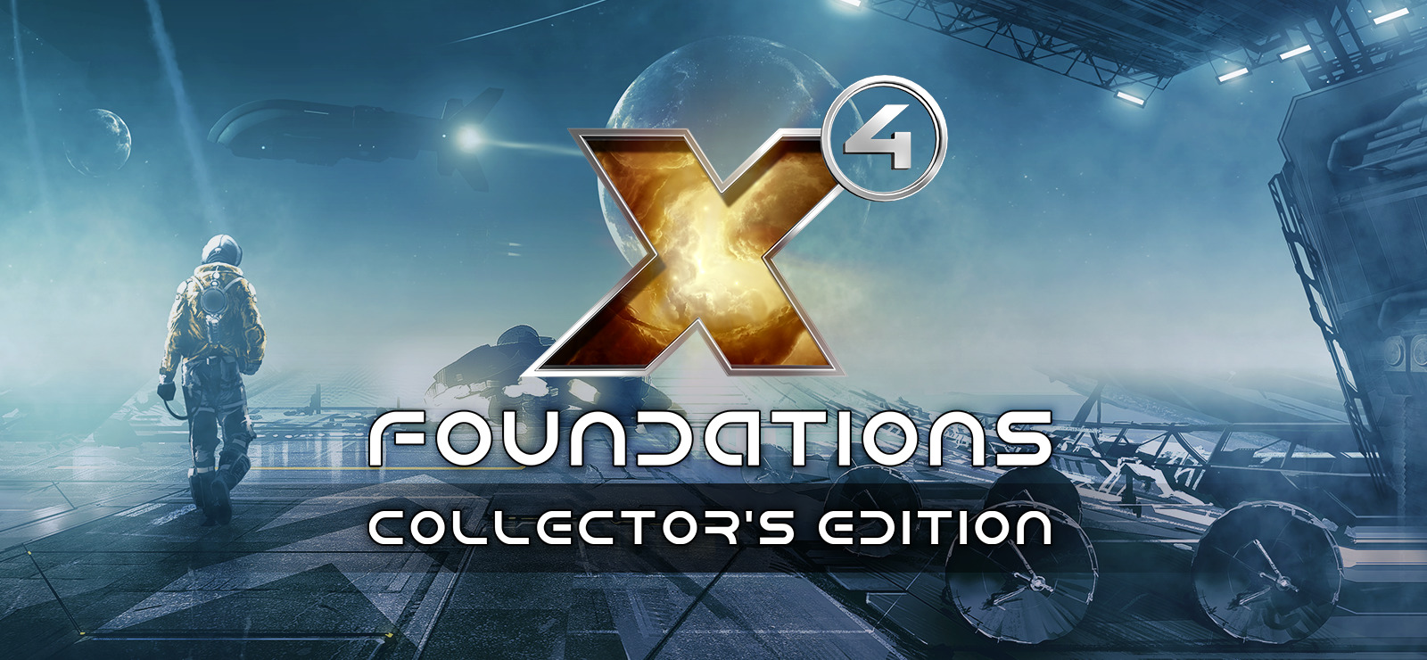 X4: Foundations Collector's Edition (2018)