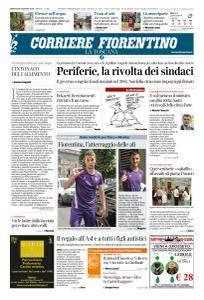Corriere Fiorentino La Toscana - 8 Agosto 2018