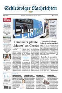 Schleswiger Nachrichten - 15. Oktober 2019