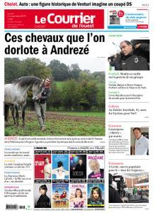 Le Courrier de l'Ouest Cholet – 04 novembre 2019