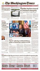 Washington Times - May 11, 2021