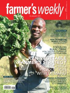 Farmer's Weekly - 25 January 2019