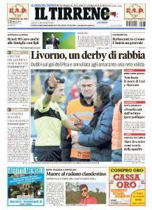Il Tirreno Livorno - 27 Novembre 2017