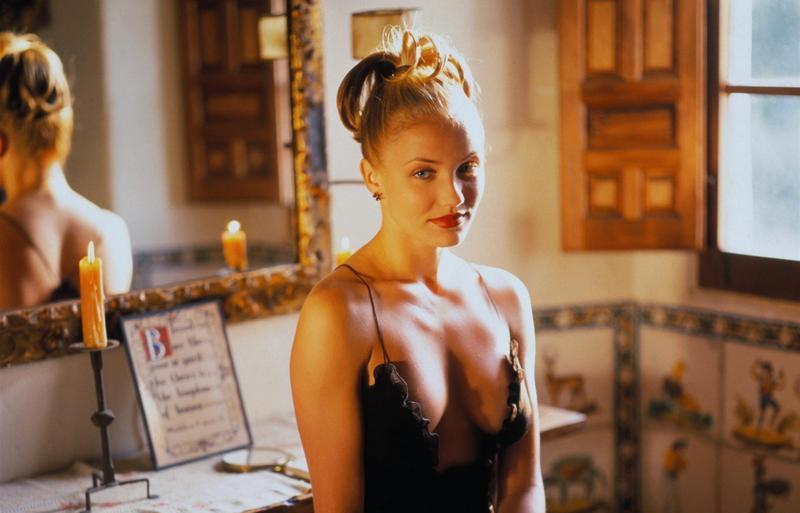 Cameron Diaz - Los Angeles Magazine Photoshoot 1995