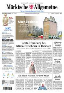 Neue Oranienburger Zeitung - 28. März 2019