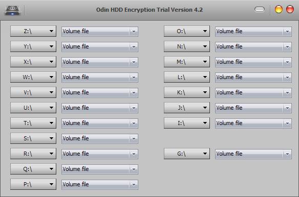 Odin HDD Encryption 6.5.4