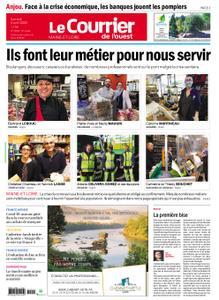 Le Courrier de l'Ouest Angers – 04 avril 2020