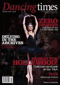 Dancing Times - October 2012