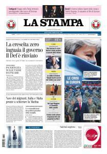 La Stampa Torino Provincia e Canavese - 28 Marzo 2019