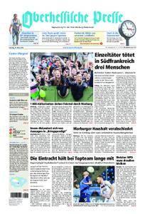 Oberhessische Presse Marburg/Ostkreis - 24. März 2018