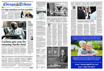 Chicago Tribune – June 25, 2019