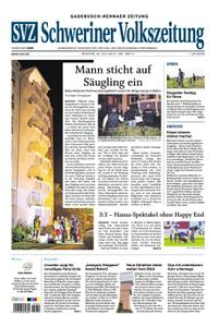 Schweriner Volkszeitung Gadebusch-Rehnaer Zeitung - 22. Juli 2019
