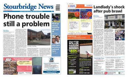 Stourbridge News – July 15, 2021