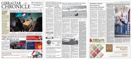 Gibraltar Chronicle – 13 May 2021